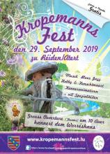 Kropemanns Fest 29/09/19
